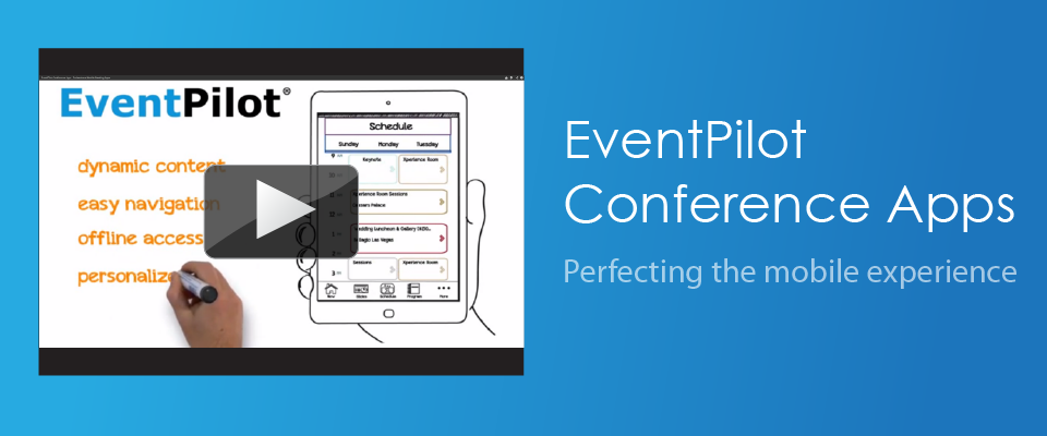 best event app - EventPilot