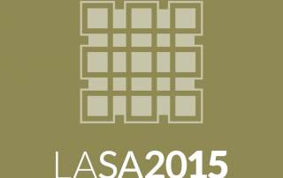 Event app for LASA 2015 conference