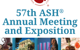 Event app for ASH 2015