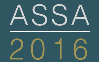 Event app for ASSA 2016