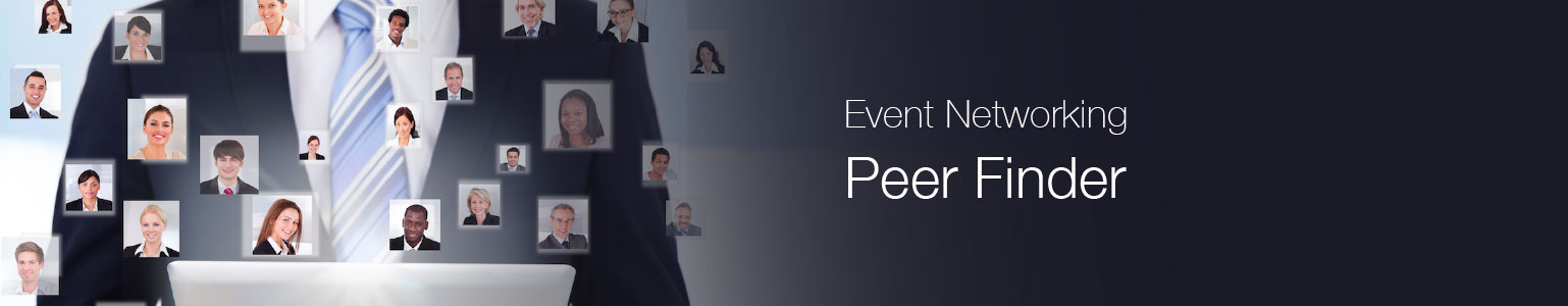 Peer Finder for Professional Attendee Networking