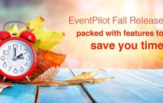 EventPilot 2019 Fall Release